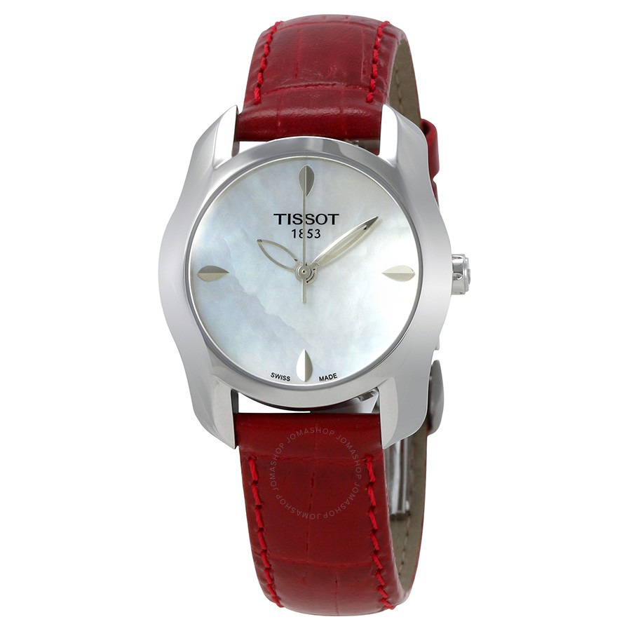 ihocon: Tissot T-Wave Mother of Pearl Dial Ladies Watch 天梭女錶