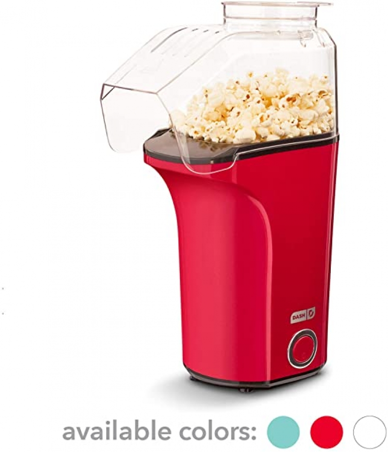 ihocon: DASH Hot Air Popcorn Popper Maker 爆米花機