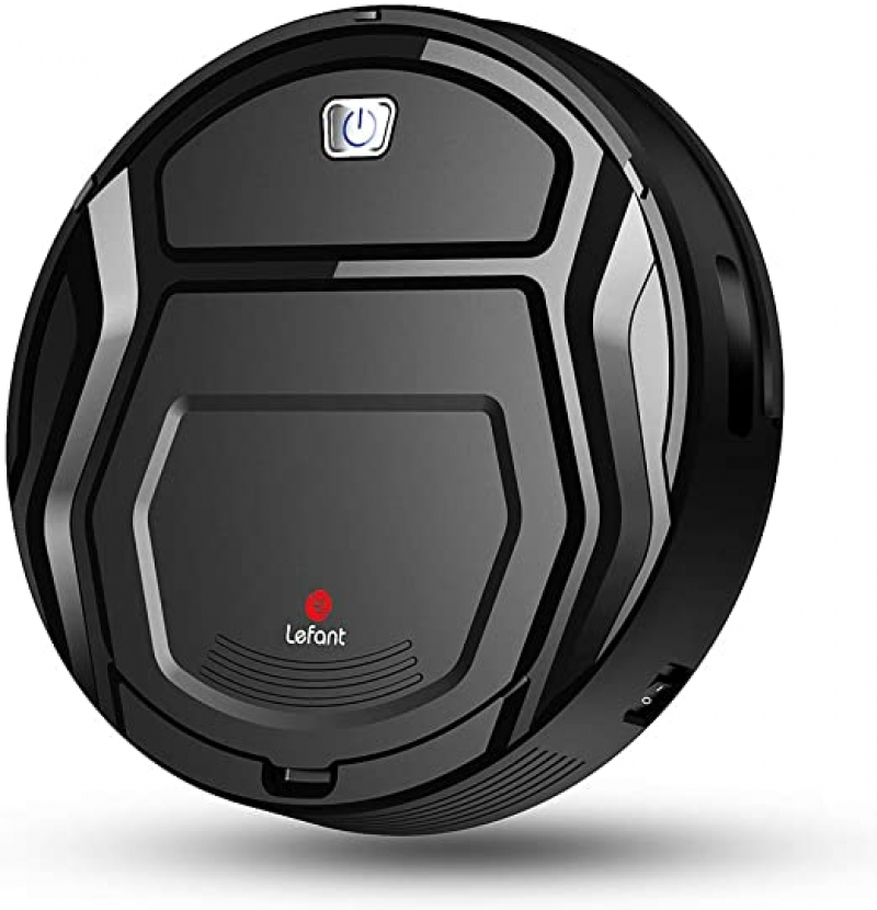 ihocon: Lefant Robot Vacuum Cleaner with 1500Pa Powerful Suction 吸地機器人