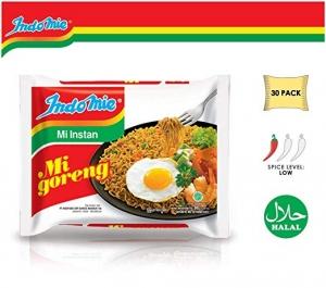 Indomie Mi Goreng 印尼即食炒麵 30包 $15.67免運