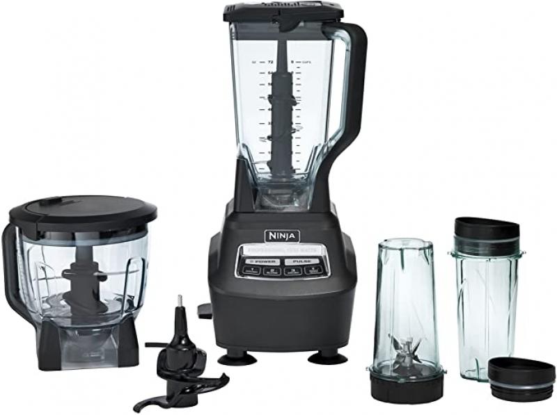 [超低價] Ninja Mega Kitchen System 多功能攪拌機/食物處理機(可打麵團) $99.99(原價$259.99)