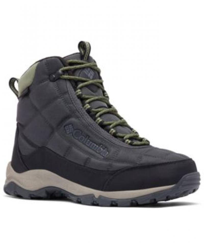 ihocon: Columbia Men's Firecamp Boots Omni-TECH 男士防水登山靴