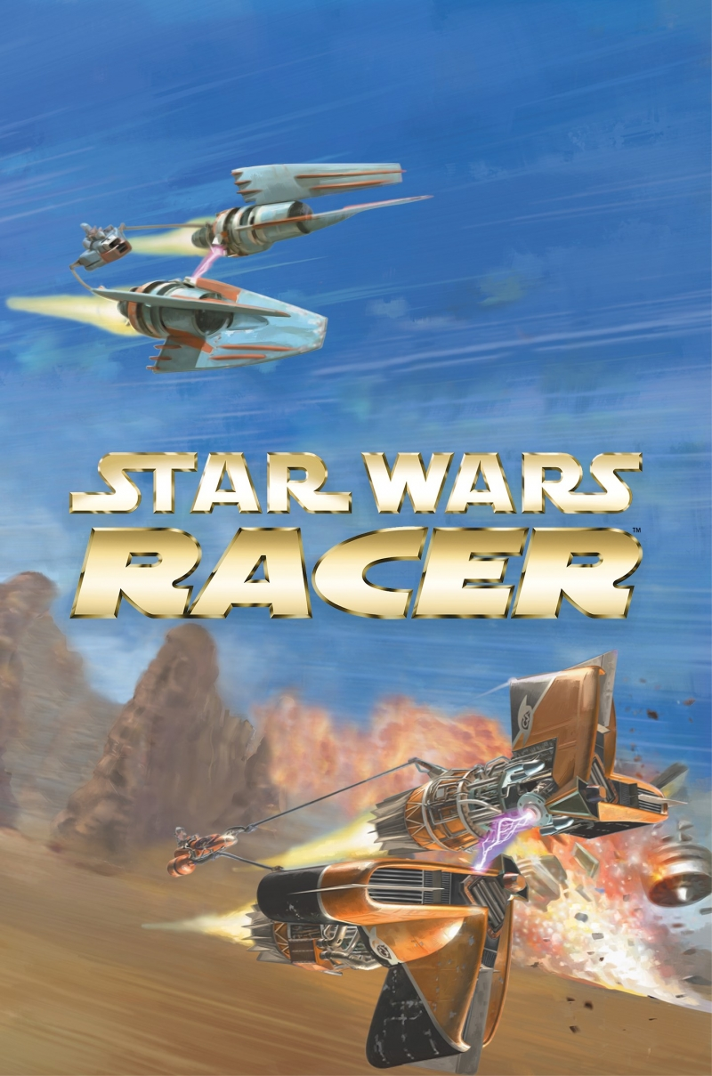 ihocon: STAR WARS™ Episode I Racer