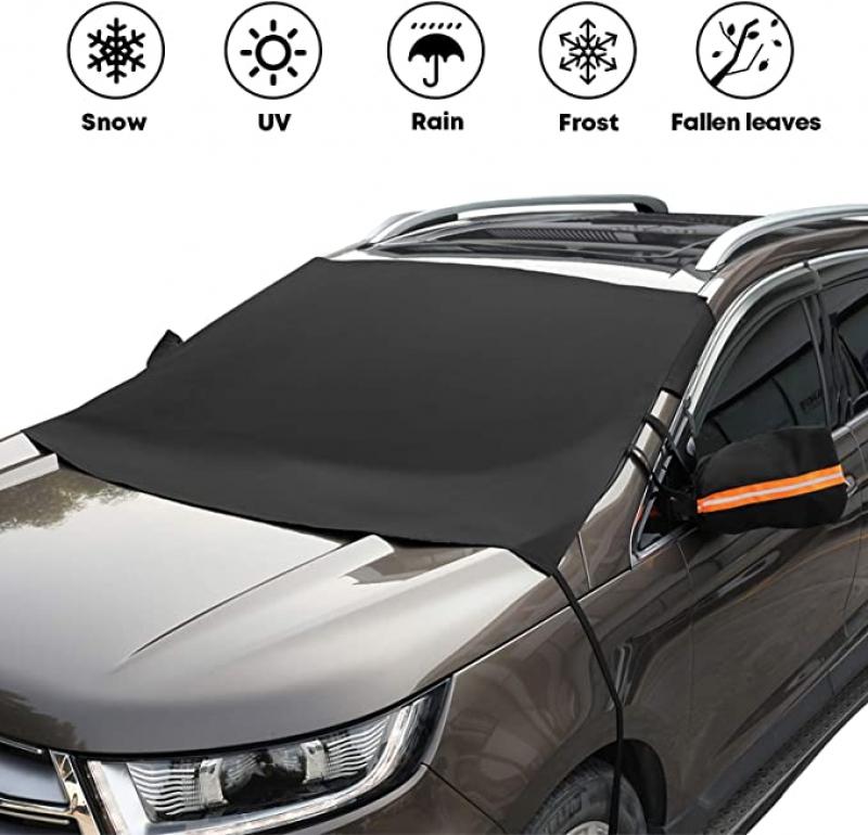 ihocon: Kohree Car Windshield Snow Ice Cover 汽車擋風玻璃遮雪罩