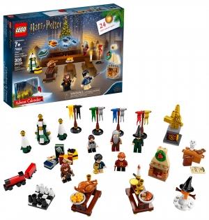 ihocon: [2019新款] LEGO Harry Potter Advent Calendar 75964 Building Kit (305 Pieces), New 2019
