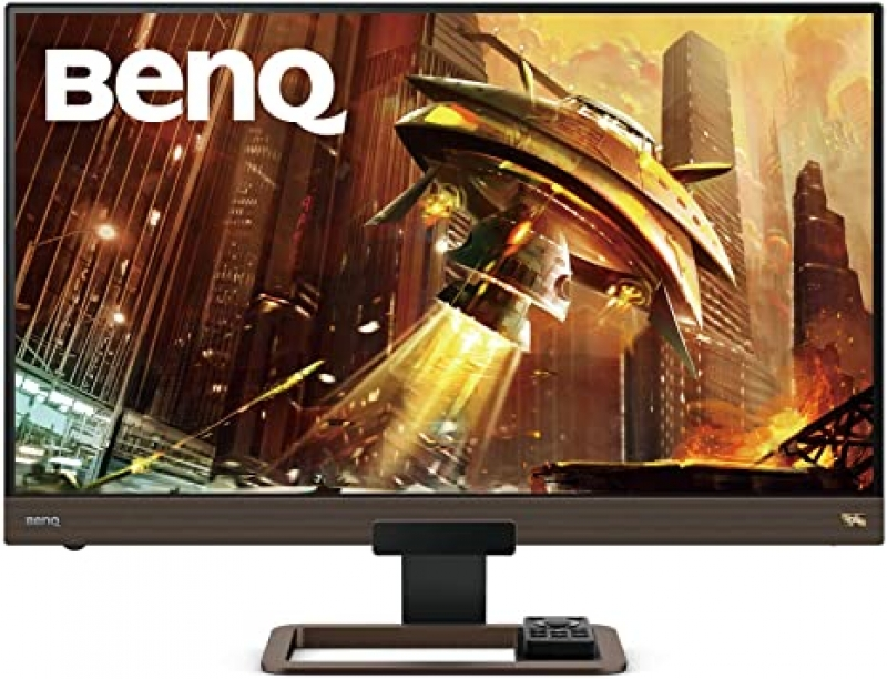 ihocon: BenQ EX2780Q 27吋 1440P 144Hz IPS Gaming Monitor 電腦遊戲螢幕