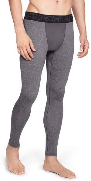 ihocon: Under Armour Men's ColdGear Compression Leggings男士緊身褲