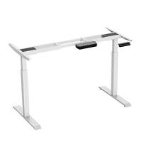 ihocon: AIMEZO Dual Motor Electric Standing Desk Base 電動升降電腦桌框