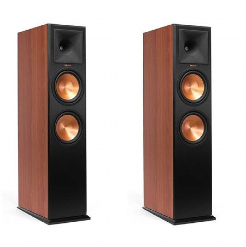 ihocon: Klipsch RP-280FA Floorstanding Speaker Cherry Vinyl - Pair 落地式音箱/揚聲器一對