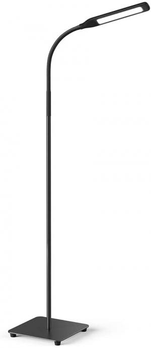 ihocon: Miroco LED Floor Lamp with 4 Brightness Levels & 4 Colors Temperatures光線微調落地燈/立燈