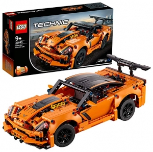 ihocon: LEGO Technic Chevrolet Corvette ZR1 42093 Building Kit (579 Pieces) 雪佛蘭跑車