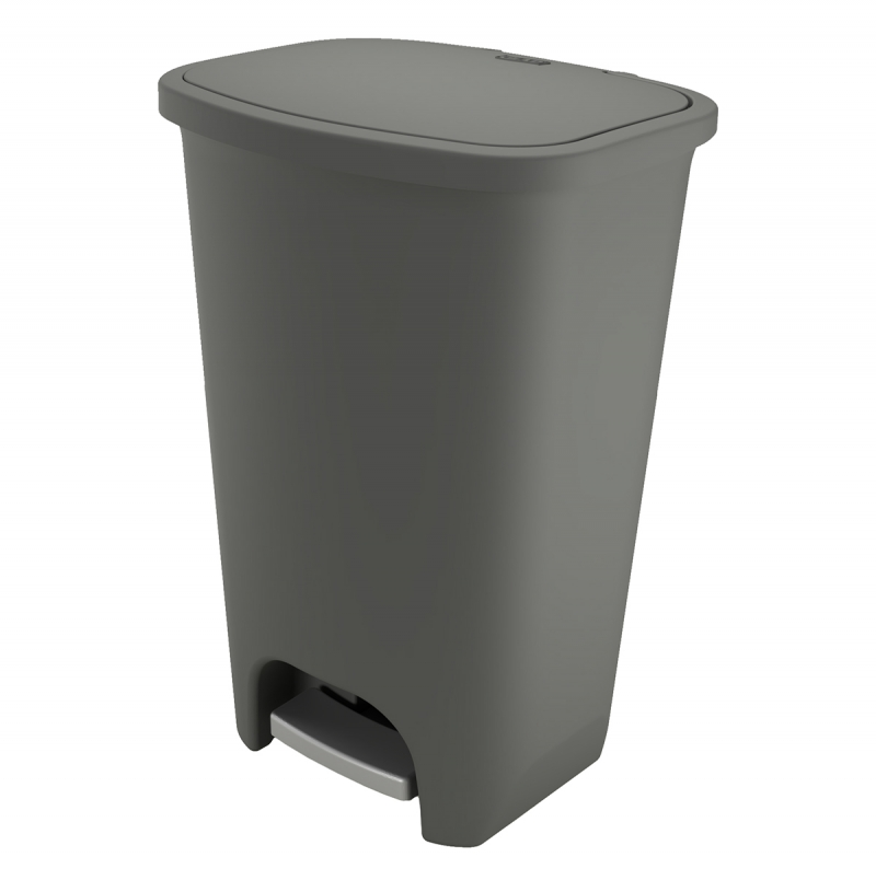 ihocon: Glad Glad Plastic Step Trash Can, 20 Gallon 腳踏垃圾桶
