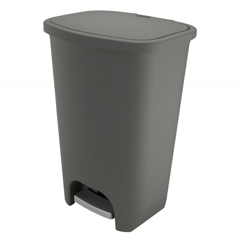 ihocon: Glad Glad Plastic Step Trash Can, 20 Gallon 腳踏垃圾桶