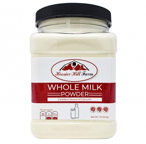 ihocon: Hoosier Hill Farm All American Dairy Whole Milk Powder 1 lb 全脂奶粉
