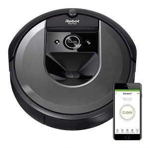 ihocon: iRobot Roomba i7 (7150) Robot Vacuum- Wi-Fi Connected, Smart Mapping, Works with Alexa智能吸地機器人