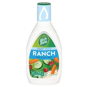 ihocon: Wish-Bone Light Ranch Dressing, 15 FL OZ 沙拉醬
