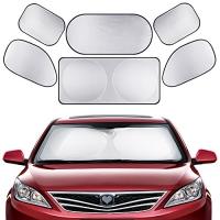[超便宜] GHB全車車窗遮陽罩 才$4.50(原價$14.99)