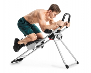 ihocon: ProForm Ab Trax Core Trainer with Included Exercise Chart 健身器材
