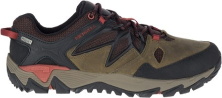 ihocon: Merrell All Out Blaze 2 WP Low Hiking Shoes - Men's 男士防水登山鞋