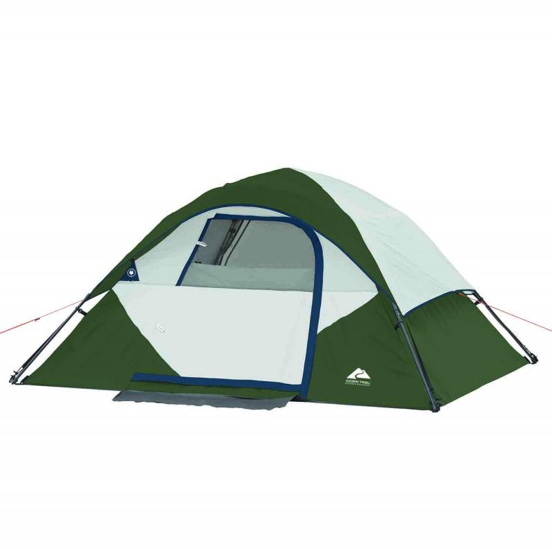 ihocon: Ozark Trail 6-Piece, 4 Person Camping Combo 四人帳
