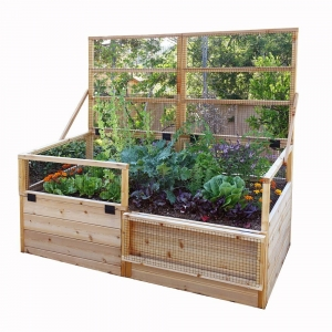 Outdoor Living 木製菜圃 $723.37(原價$851.02)