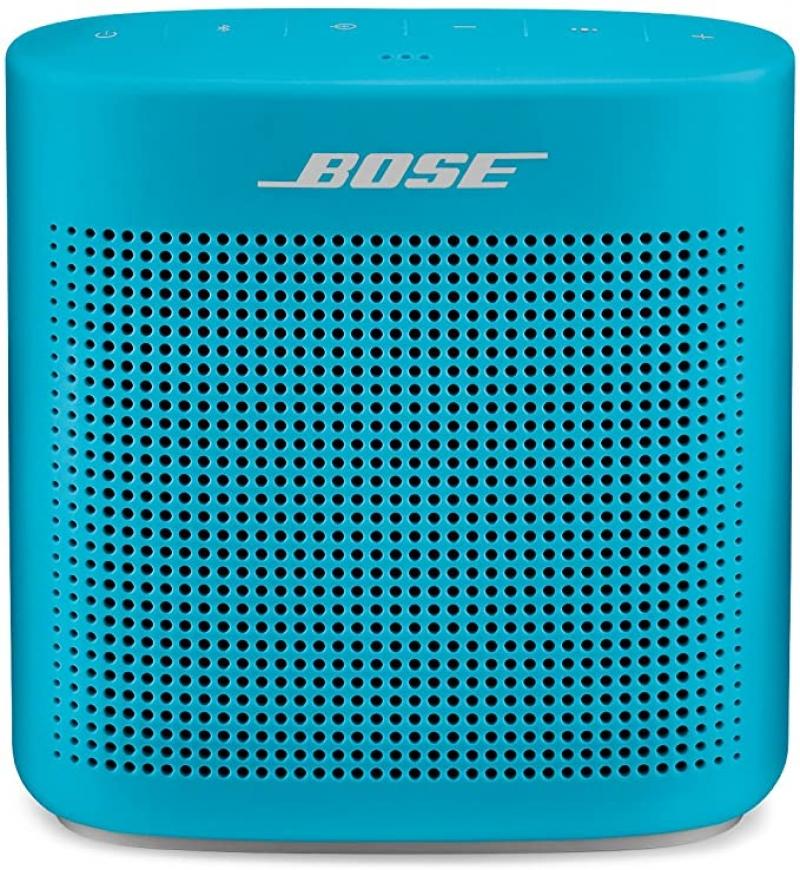 ihocon: Bose SoundLink Color Bluetooth Speaker II - Aquatic Blue 藍牙揚聲器-3色可選