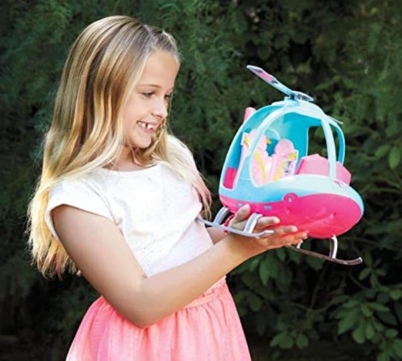 ihocon: Barbie Dreamhouse Adventures Helicopter 芭比直升機