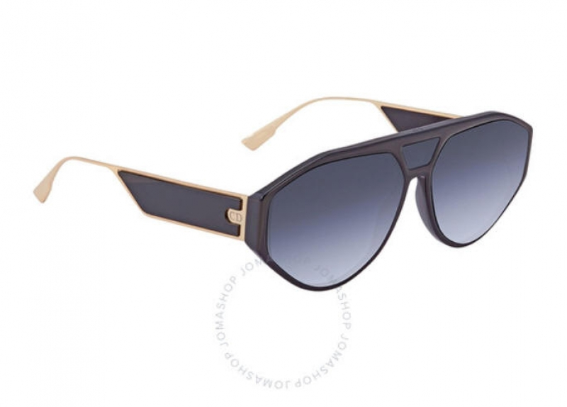 ihocon: Dior Gray Gradient Pilot Ladies Sunglasses 太陽眼鏡