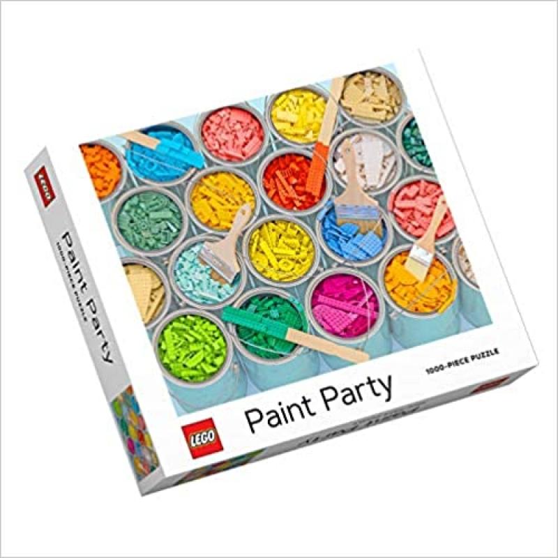 ihocon: LEGO Paint Party Puzzle