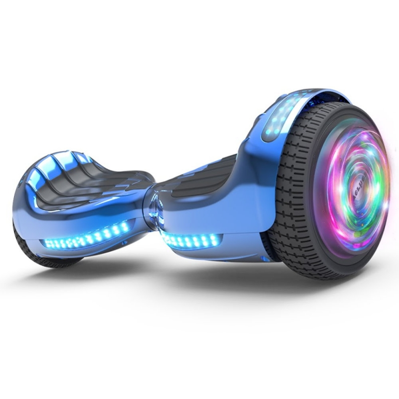 ihocon: Hoverstar 6.5 Bluetooth Speaker with LED Light Self Balancing Wheel Electric Scooter Hoverboard 自平衡電動滑板