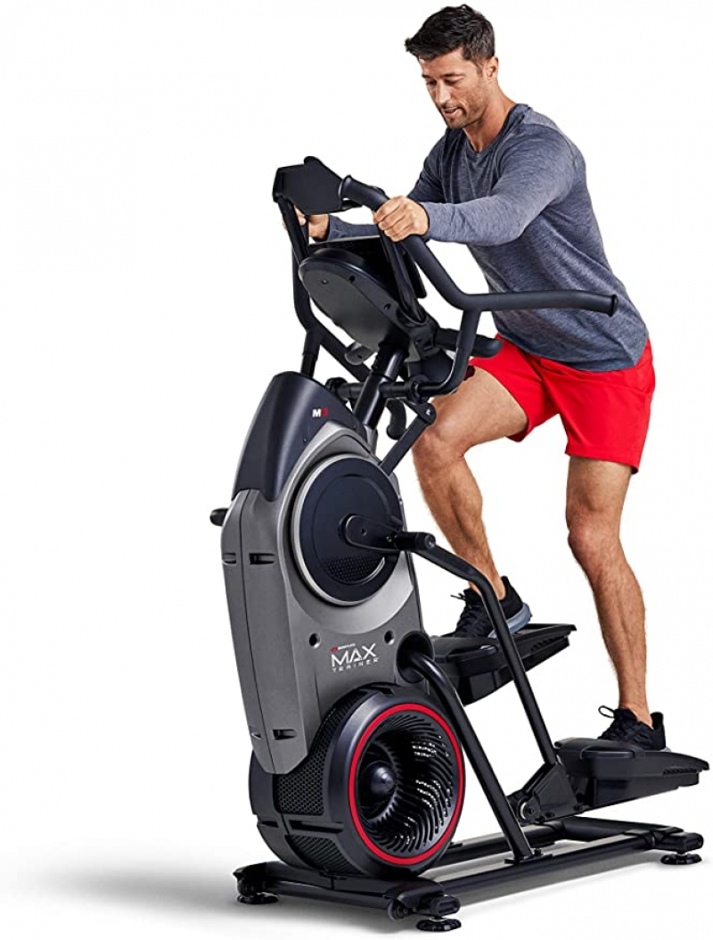 ihocon: Bowflex Max Trainer Series健身訓練機