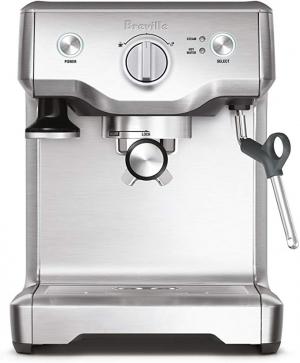 ihocon: Breville BES810BSSUSC BES810BSS Duo Temp Pro Espresso Machine, Stainless Steel   不銹鋼義式咖啡機