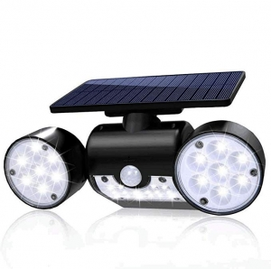 ihocon: Ollivage 300 Lumens Solar Security Light with Motion Sensor太陽能運動感應戶外燈
