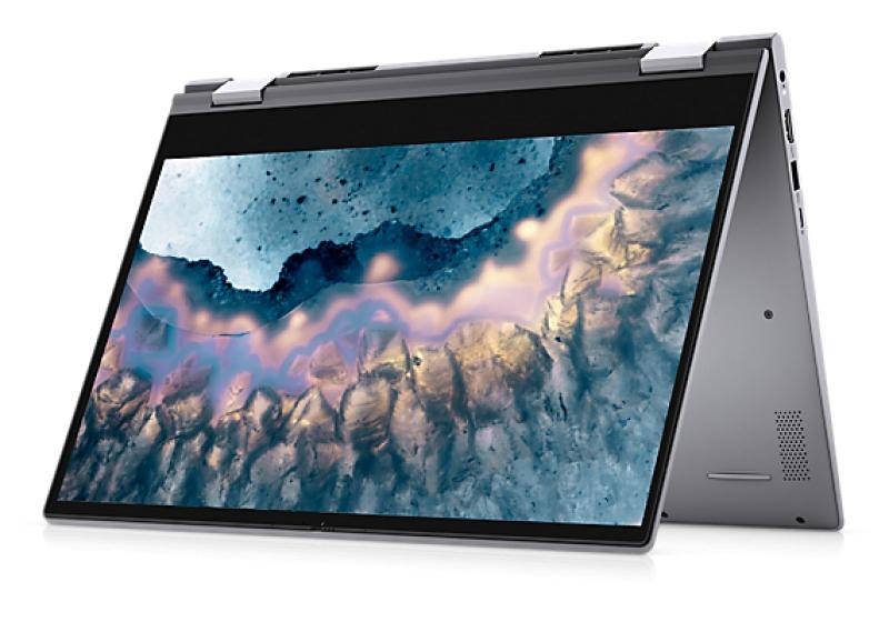 ihocon: Dell Inspiron 14 5000 Series (5400) 14吋 FHD 觸控螢幕2合1 Convertible筆記本電腦(i5-1035G1 / 8GB / 512GB SSD / Win 10)