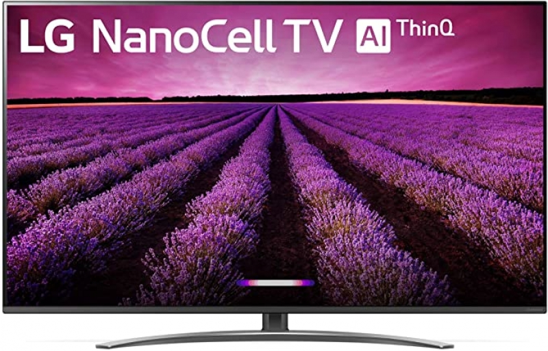 ihocon: LG Alexa Built-in Nano 8 Series 65 4K Ultra HD Smart LED NanoCell TV 超高清智能電視