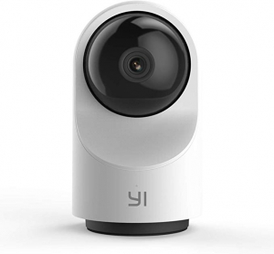 ihocon: YI AI-Powered 1080p WiFi IP Home Security System & Baby Monitor with Human Detection, Sound Analytics, Image Retrieval, Time Lapse, Auto Cruise 智能居家安全監控攝像頭