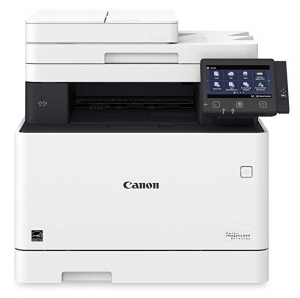 ihocon: Canon Color imageCLASS MF743Cdw - All in One, Wireless, Mobile Ready, Duplex Laser Printer (Comes with 3 Year Limited Warranty) 佳能彩色無線雷射/激光印表機