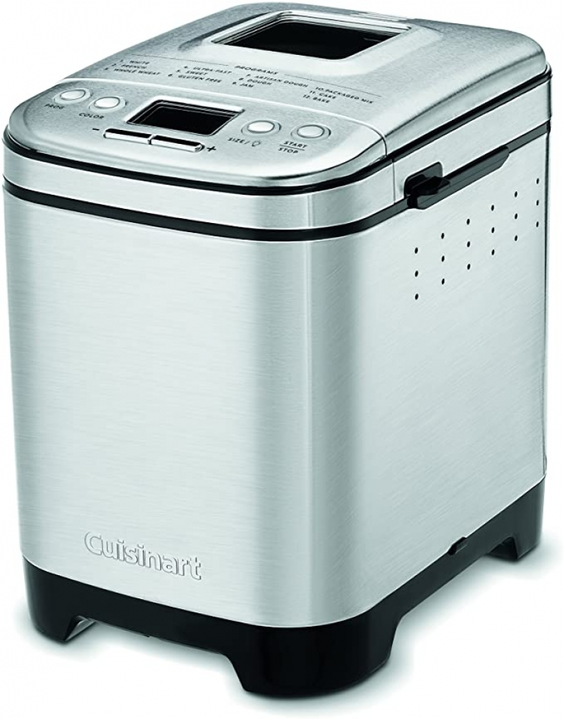 ihocon: Cuisinart Bread Maker, Up To 2lb Loaf, New Compact Automatic 麵包機