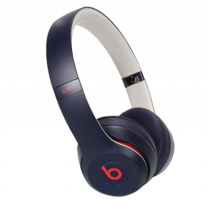 ihocon: Beats Solo3 Wireless On-Ear Headphones Club Navy/Club  藍芽無線耳機