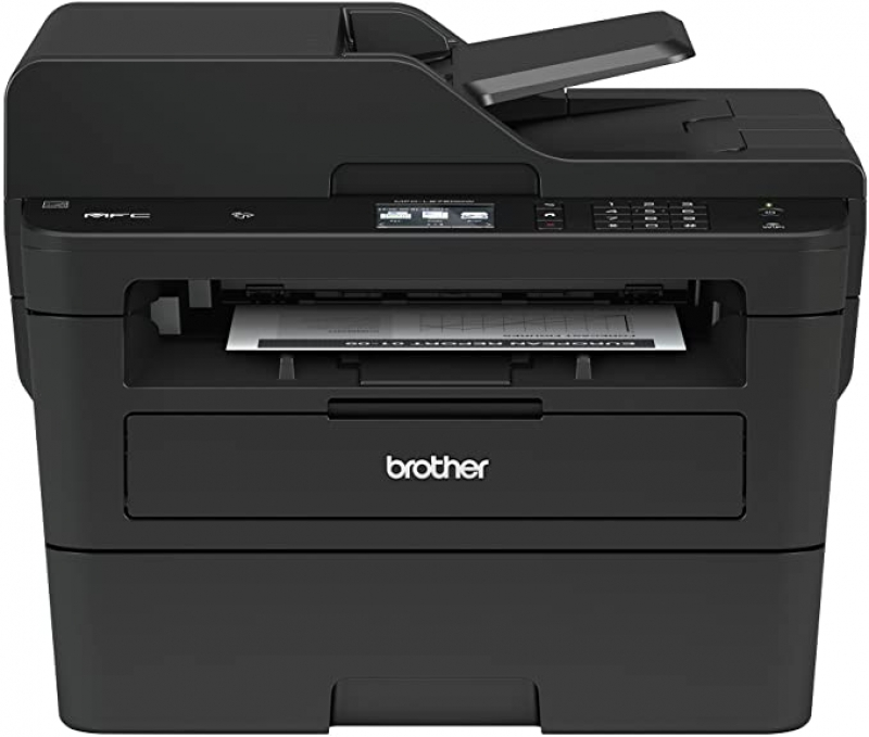ihocon: Brother MFCL2750DW Monochrome All-in-One Wireless Laser Printer, Duplex Copy & Scan, Amazon Dash Replenishment Ready  多功能無線單色雷射/激光印表機