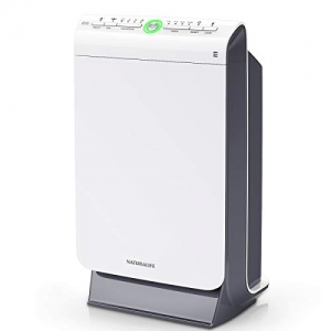 ihocon: NATURALIFE Air Purifier, 4 Stage Filtration and Ionization System 空氣淨化器/空氣清淨機