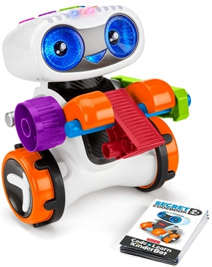ihocon: Fisher-Price Code 'n Learn Kinderbot 幼兒互動學習機器人