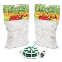 ihocon: BoHoFarm Plant Trellis Netting 5x30ft 2-Pack 植物攀爬網