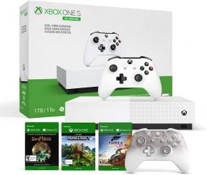 ihocon: Xbox One S All-Digital Edition + Xbox Phantom White Controller