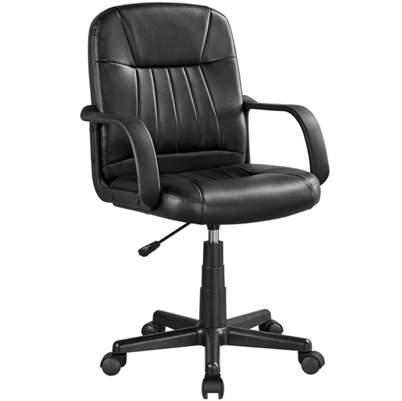 ihocon: SmileMart Adjustable Ergonomic Office Chair 辦公椅/電腦椅
