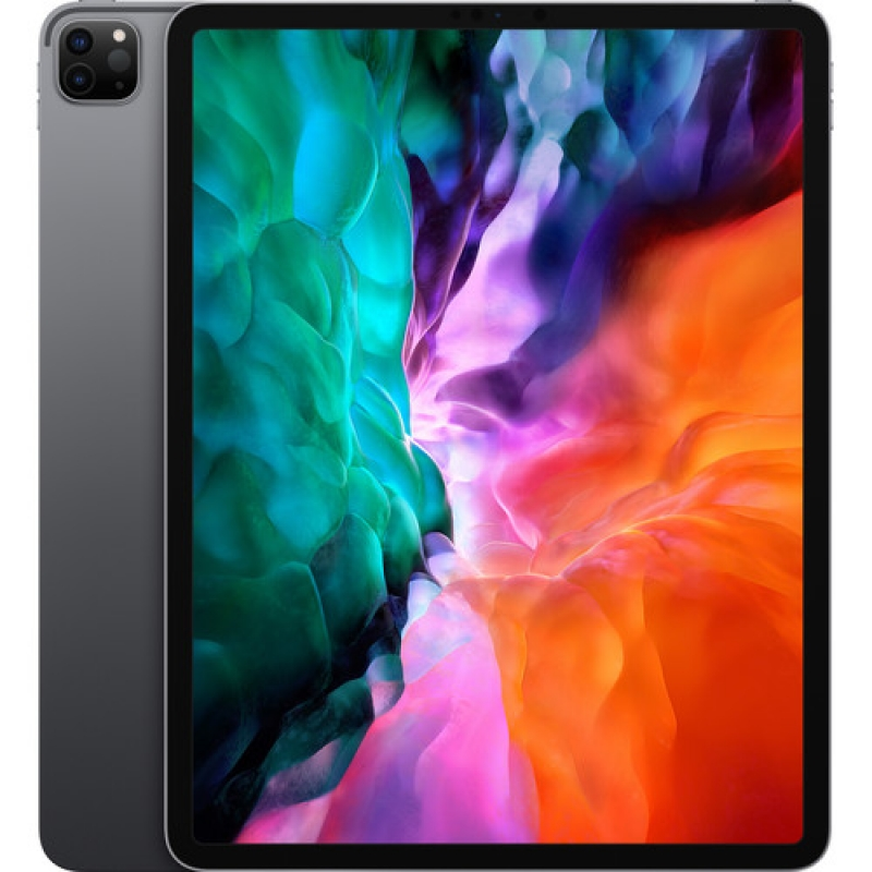 ihocon: Apple 12.9 iPad Pro (Early 2020, 256GB, Wi-Fi Only, Space Gray)