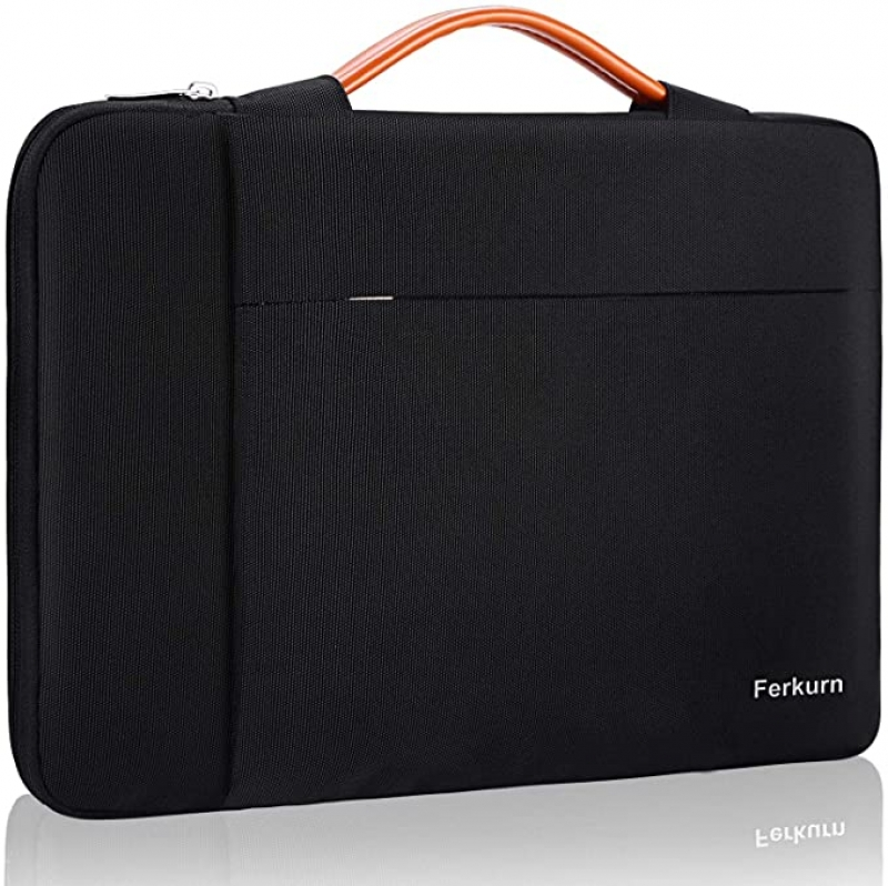 ihocon: Ferkurn 11.6 Inch Laptop Sleeve Chromebook Bag Carrying with Handle