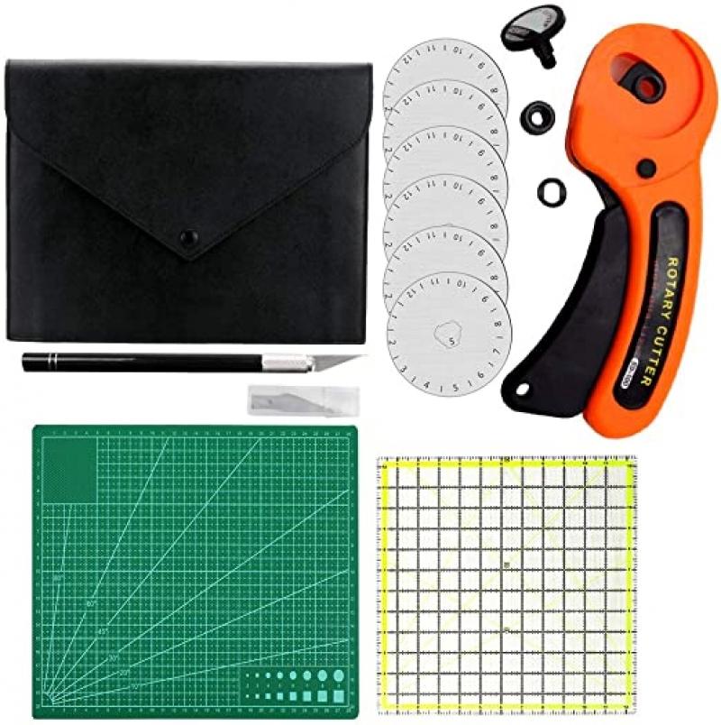 ihocon: ZXIIXZ Rotary Cutter Kit 縫紉切割工具及切割墊