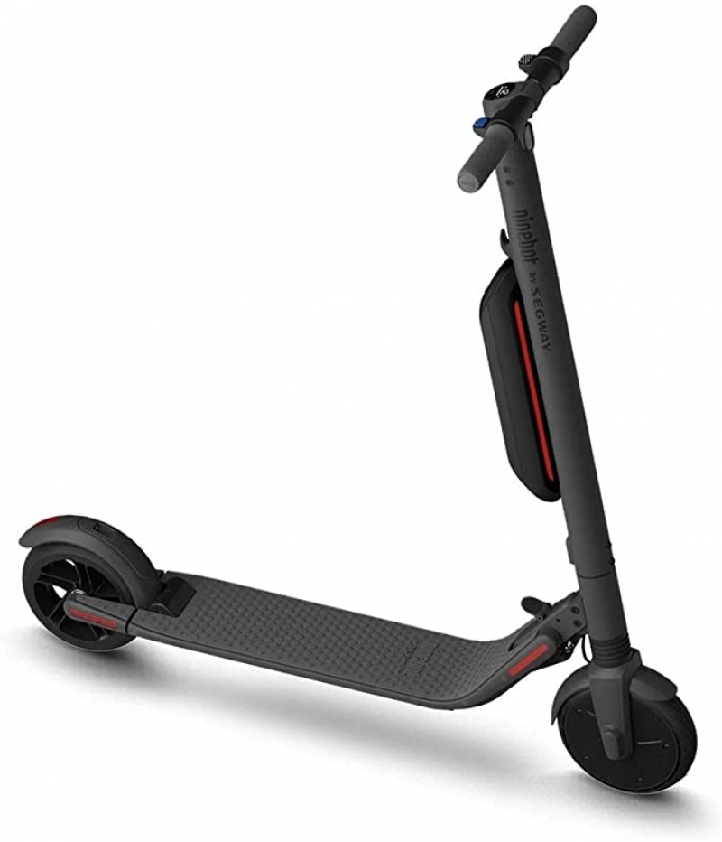 ihocon: Segway Ninebot ES4 Electric Kick Scooter with External Battery, Lightweight and Foldable折疊電動踏板車