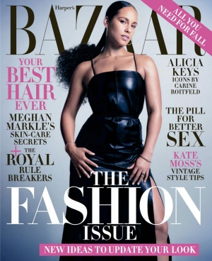 Harper's Bazaar Magazine一年10期 $4.95(原價$9.99)